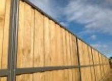 Kwikfynd Lap and Cap Timber Fencing melville
