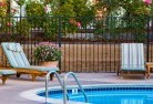 Melville WA Steel fencing 1